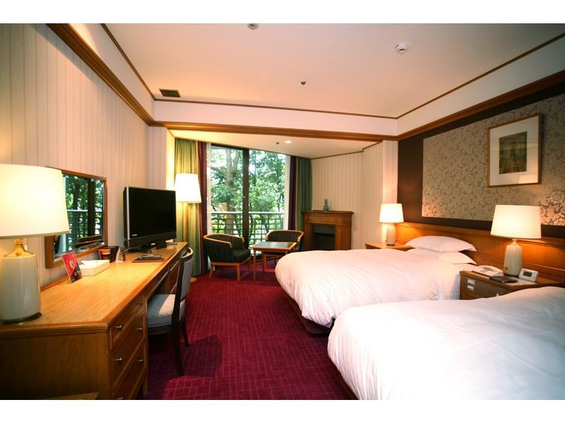 奈良ホテルスタンダードルームの一例