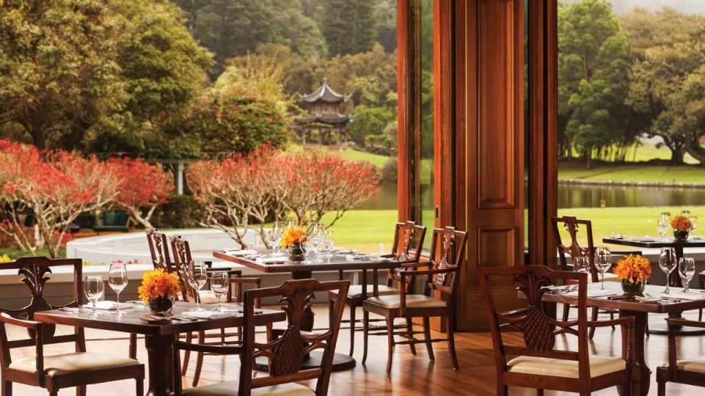 フォーシーズンズ・リゾート・ラナイ・ザ・ロッジ・アット・コエレ Four Seasons Resort Lanai The Lodge at Koeleのレストラン