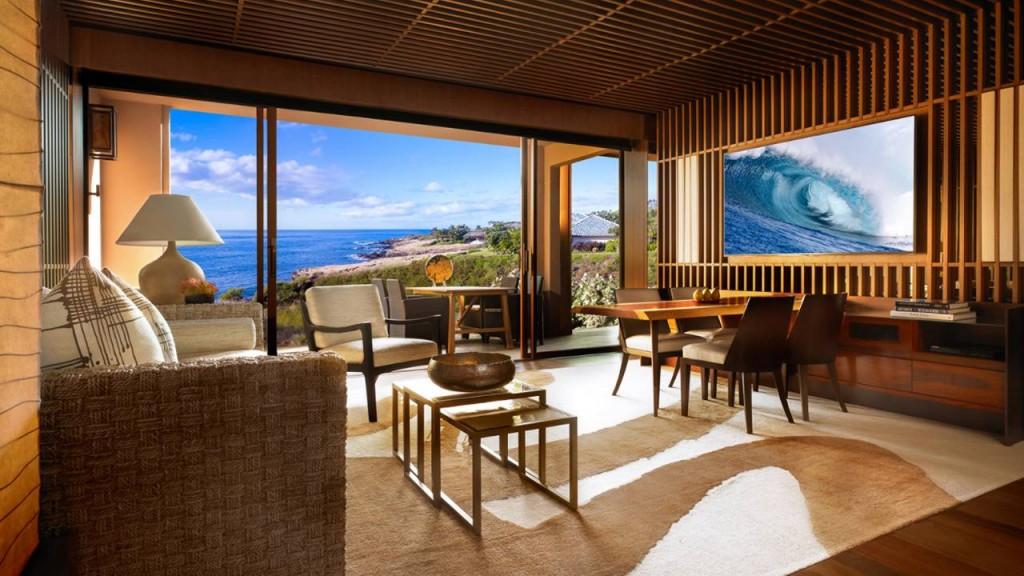 フォーシーズンズ・リゾート・ラナイ・アット・マネレ・ベイ Four Seasons Resort Hawaii, Lanai at Manele Bayの客室