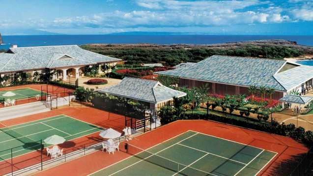 フォーシーズンズ・リゾート・ラナイ・アット・マネレ・ベイ Four Seasons Resort Hawaii, Lanai at Manele Bayのスパ