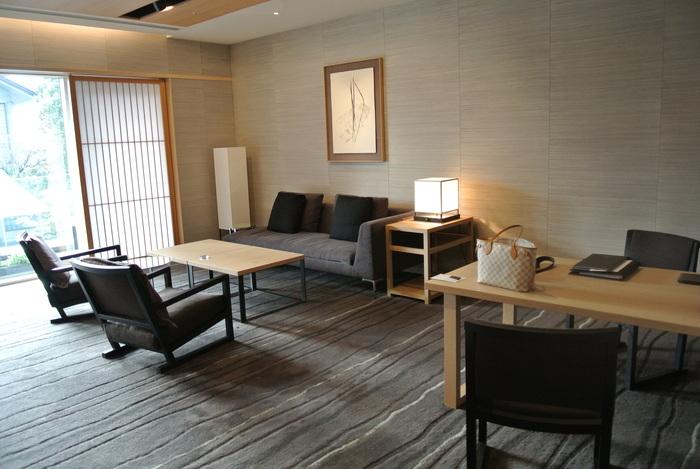 ザ・キャピトルホテル東急の客室「ガーデンスイート」