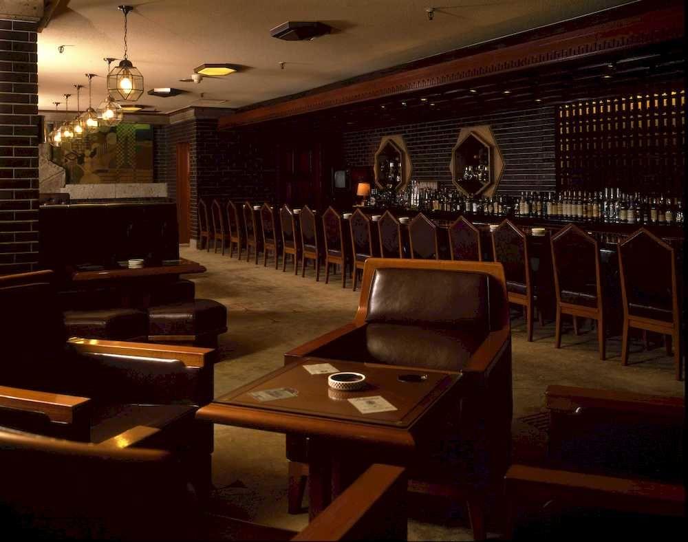 帝国ホテル東京のバー「オールド・インペリアル・バー」