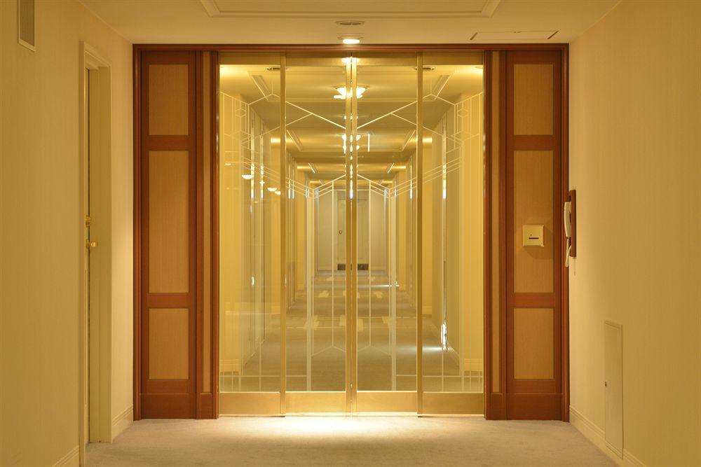 帝国ホテル東京廊下