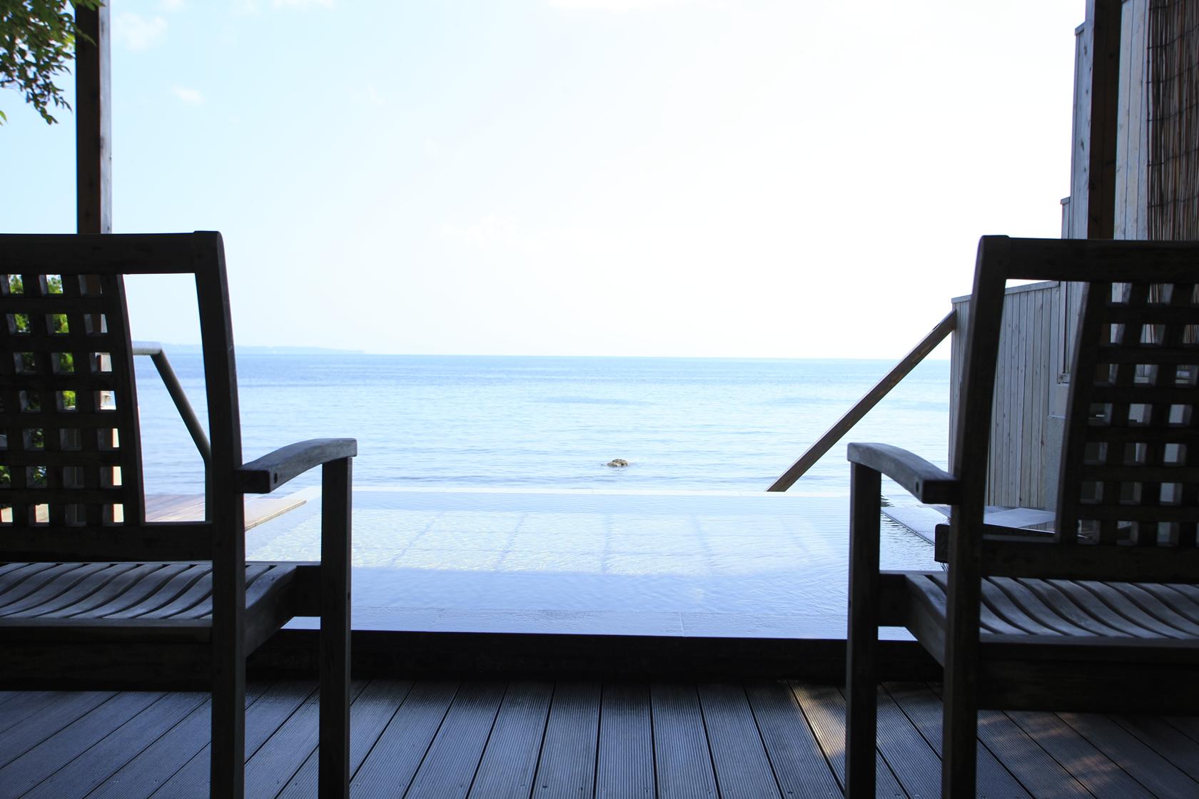 潮騒の宿晴海、大浴場「潮騒の湯」