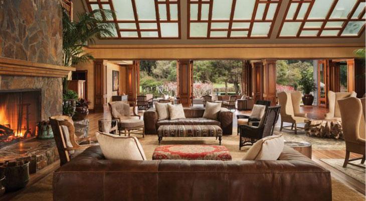 フォーシーズンズ・リゾート・ラナイ・ザ・ロッジ・アット・コエレ Four Seasons Resort Lanai The Lodge at Koeleのロビー