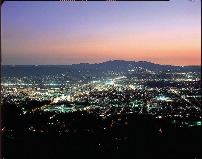 奈良公園 夜景
