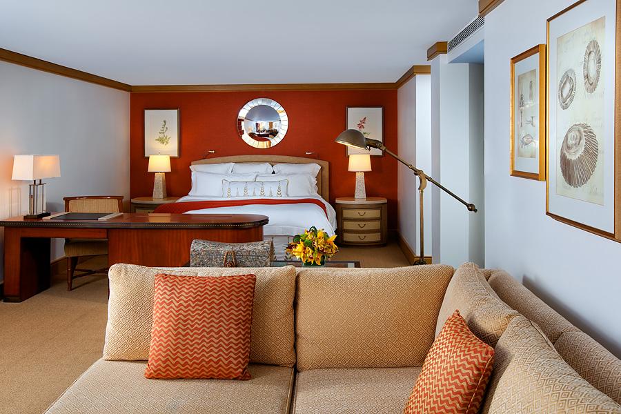 セント・レジス・プリンスヴィル・リゾート The St. Regis Princeville Resortの客室