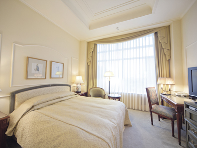 ホテル ザ・マンハッタンの客室