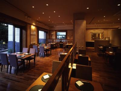 ホテル ザ・マンハッタンの日本料理レストラン