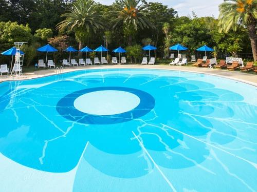 ホテルニューオータニ幕張のプール