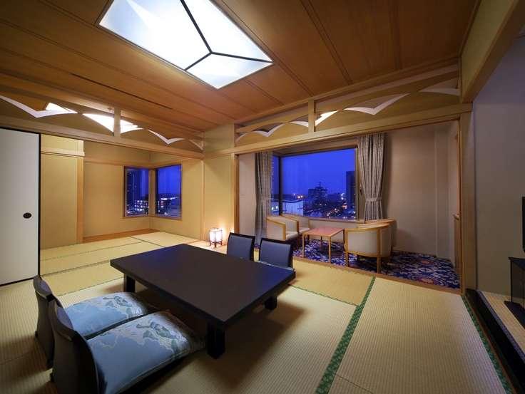 ホテルスプリングス幕張の客室