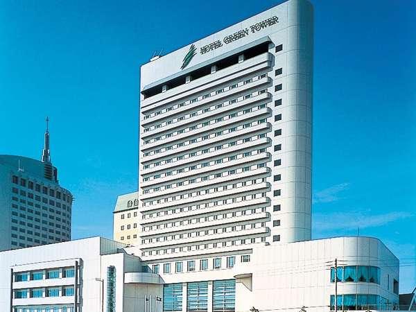 幕張新都心にてゆとりと安らぎを与えてくれる「ホテル グリーンタワー幕張」