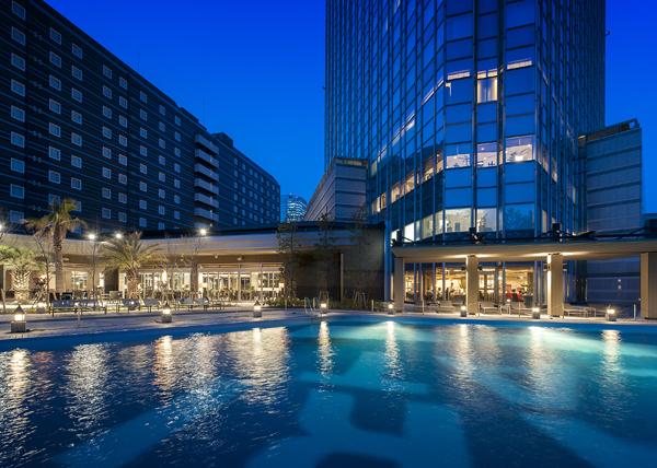 アパホテル&リゾート<東京ベイ幕張>の風景