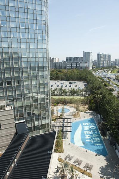 アパホテル&リゾート<東京ベイ幕張>のプール