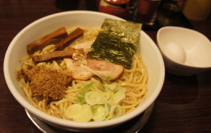 自家製太打麺 勢拉 稲毛店