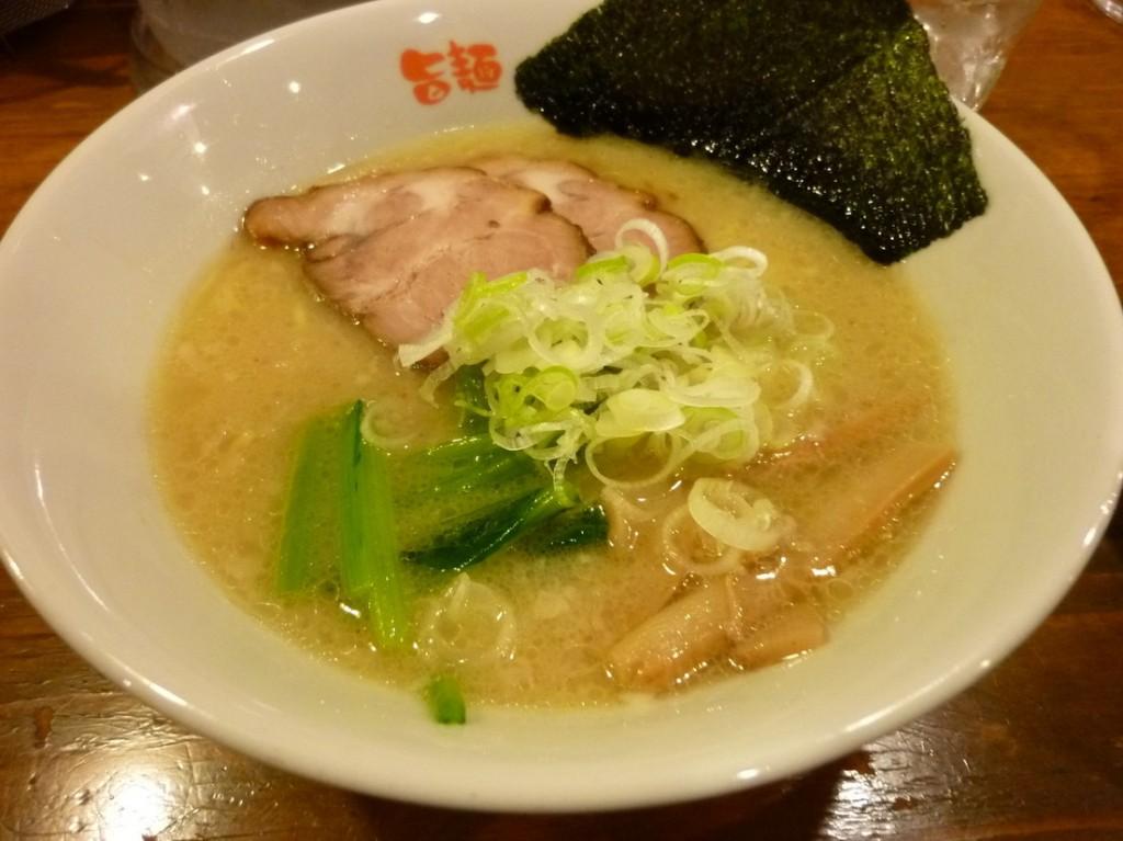旨麺 (ういめん)