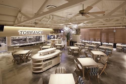 TORRANCE BAYSIDE CAFE イオンモール幕張新都心店