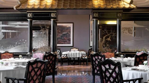 ウェスティンホテル東京のレストラン