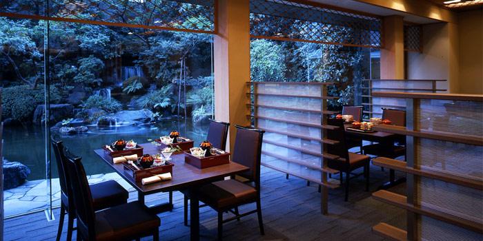 ANAインターコンチネンタルホテル東京の雲海