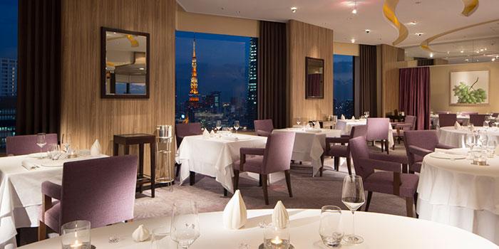 ANAインターコンチネンタルホテル東京のピエール・ガニェール