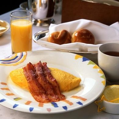 東京ドームホテルの朝食