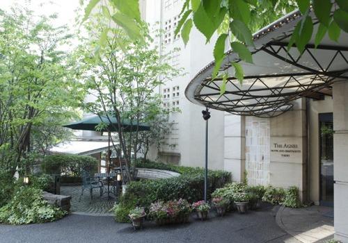 神楽坂の大人の隠れ家「アグネスホテル アンド アパートメンツ東京」