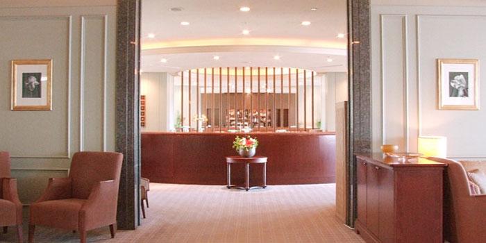 日比谷公園を優雅に望む「帝国ホテル」でのアフタヌーンティー