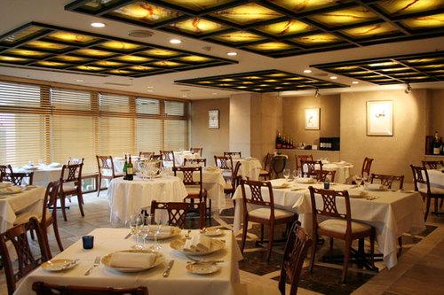 アグネスホテル アンド アパートメンツ東京のレストラン