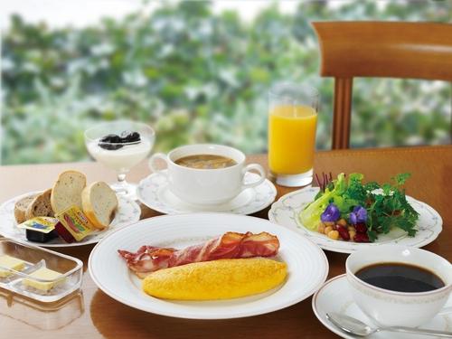 パレスホテル立川の朝食