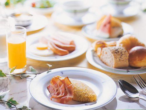 ホテルモントレ赤坂の朝食