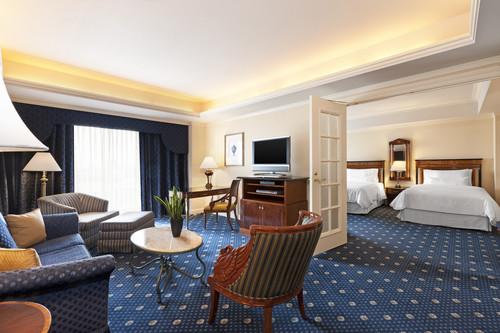 ウェスティンホテル東京の客室