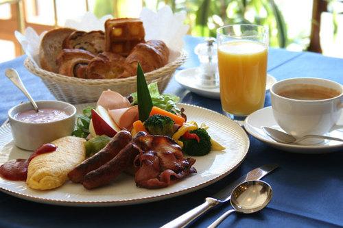 アグネスホテル アンド アパートメンツ東京の朝食