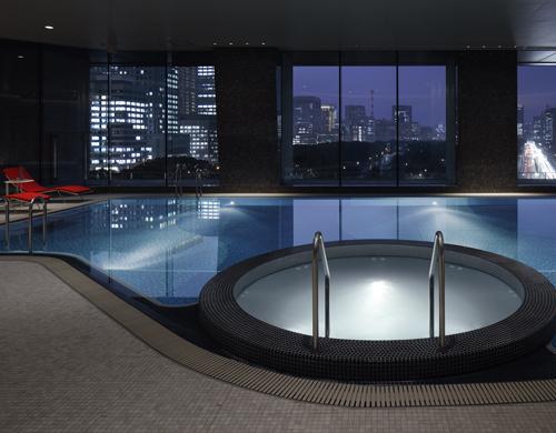 パレスホテル東京のスパ