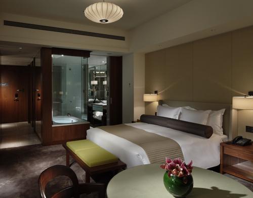パレスホテル東京の客室