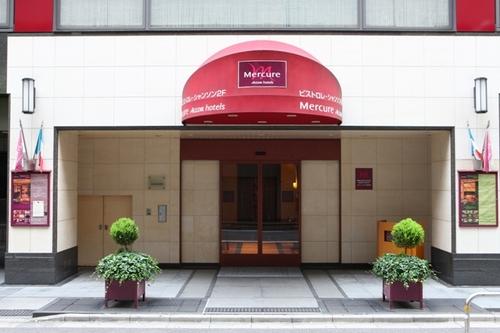 フランスらしい洗練された「メルキュールホテル銀座東京」