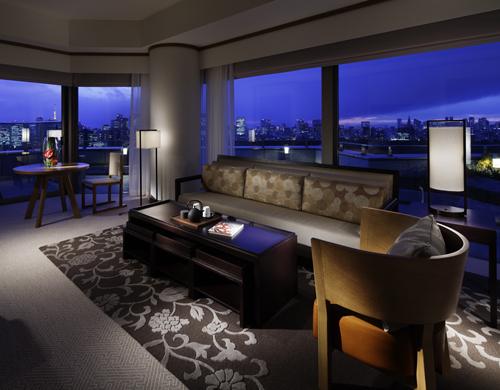 パレスホテル東京のスイート