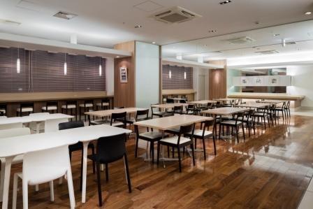 HUNDRED STAY Tokyo Shinjukuのレストラン