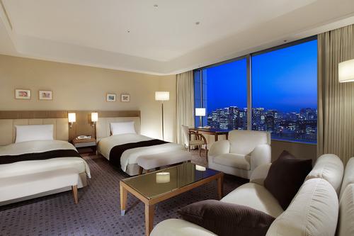 東京ドームホテルの客室