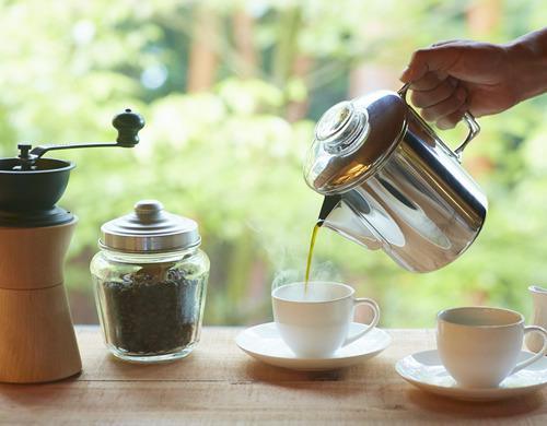 星のや富士のコーヒー