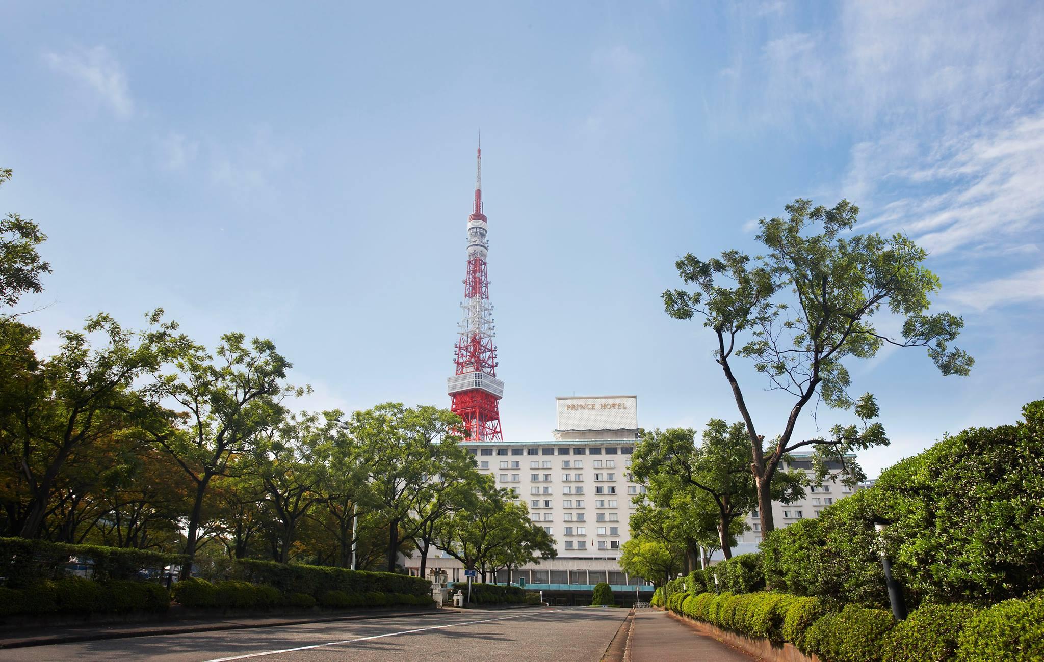 各界の著名人に愛されてきた「東京プリンスホテル」