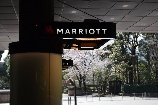 御殿山の優雅な歴史文化を紡ぐ「東京マリオットホテル」