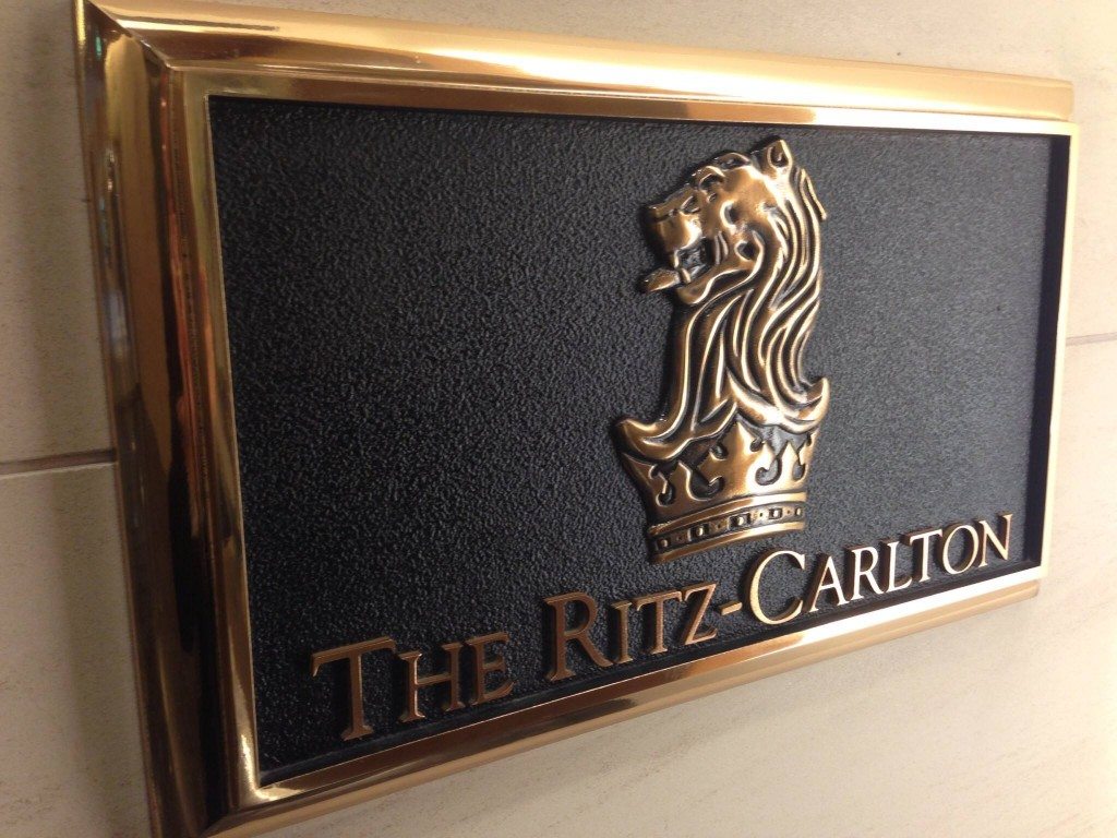 ザ・リッツ・カールトンのロゴ