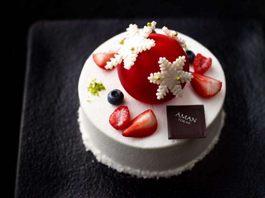 ザ・レストラン by アマンのクリスマスケーキ
