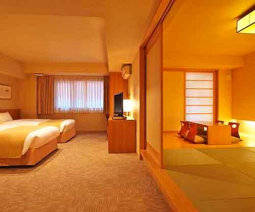 ホテル アバンシェル赤坂のスイート