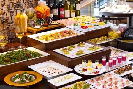 ソラリア西鉄ホテル銀座のレストラン