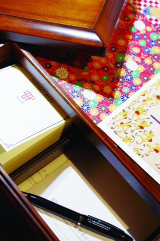 ホテル龍名館お茶の水本店のアメニティ