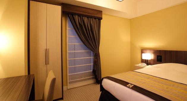 ホテルモントレ半蔵門の客室