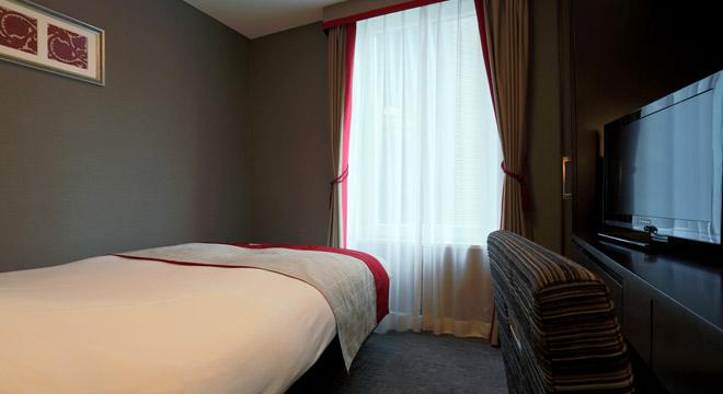 ホテルモントレ赤坂の客室