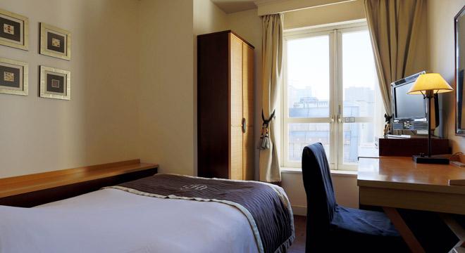 ホテルモントレ銀座の客室