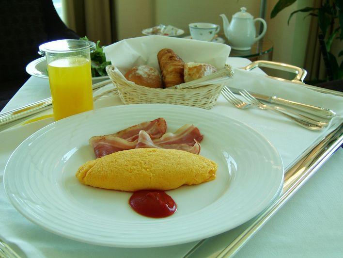 丸ノ内ホテルの朝食